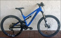 Kona Process 134 27.5 Full-suspension Mountain Bike 2014