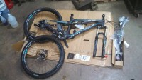 Scott Genius 710 (tw) Mtb Bike 2014