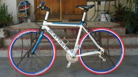 2013 Custom Build Scattante Frame Bicycle