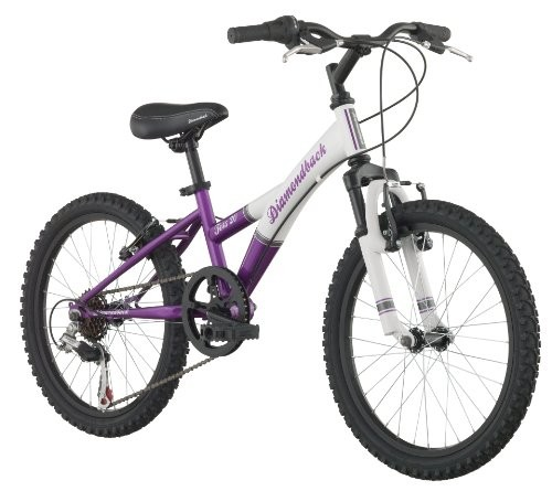 Diamondback 2013 Tess Junior Mountain Bike With 20-inch Wheels