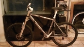 7 Speed Iron Horse Mtb With Down Hill Racing Suspension