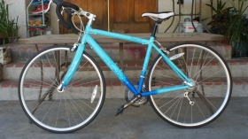 24 Speed Womens Fuji Road Bike